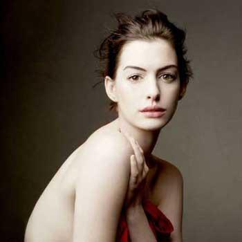 Anne Hathaway 1582. Anne Hathaway [no relation]